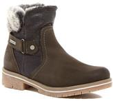 Tamaris Adn Faux Fur Detail Boot