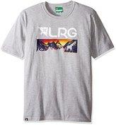 Lrg Men's Motherland Nightscape T-Shirt