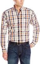 Ariat Men's Classic Fit Long Sleeve Button Down Shirt