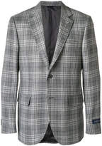 Tombolini checked blazer