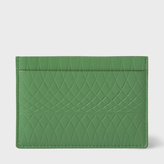 Paul Smith No.9 - Green Leather Card Holder