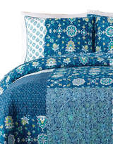 Jessica Simpson Murano Glass Cotton Quilt Set