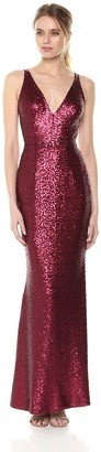 Dress the Population Women's Harper Sequin Gown