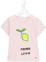 Rykiel Enfant - lemon T-shirt - kids - Cotton - 8 yrs