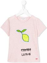 Rykiel Enfant lemon T-shirt