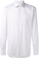 Ermenegildo Zegna checked shirt - men - Cotton - 38
