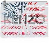Kenzo 'Fireworks and Eyes' clutch