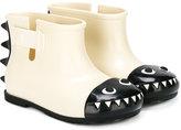 Mini Melissa slip-on boots