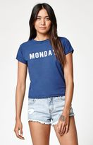 La Hearts Monday Short Sleeve Skimmer T-Shirt