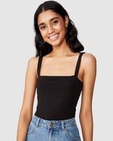 Supre Delilah Thick Strap Bodysuit