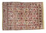 One Kings Lane Vintage Persian Silk Rug, 7' x 10'