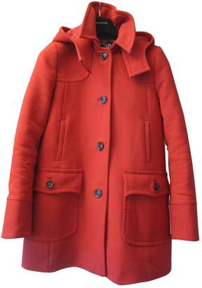 NW3 by Hobbs Hobbs Hobbs Red Wool Coat for Women