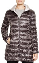 Laundry by Shelli Segal Reversible Packable Puffer Coat