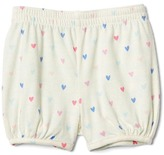 Reversible bubble shorts