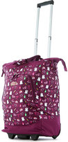 Olympia Multi Function Rolling Shopper Tote