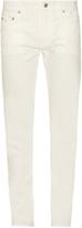 Saint Laurent Five-pocket slim-leg jeans