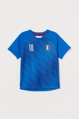 H&M Soccer Shirt - Blue
