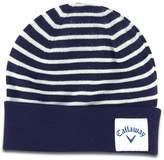 Callaway Stripe Knit Beanie