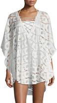 Melissa Odabash Cindy Lace Cover-Up Dress
