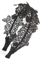 Cara Floral Lace Headband