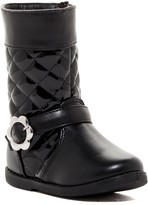 Laura Ashley Quilted Boot (Toddler & Little Kid)