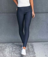 Contagious Women's Jeggings Charcoal - Charcoal Jeggings - Women