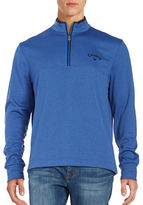 Callaway Quarter-Zip Fleece Pullover