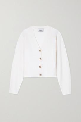 3.1 Phillip Lim Ribbed Wool-blend Cardigan