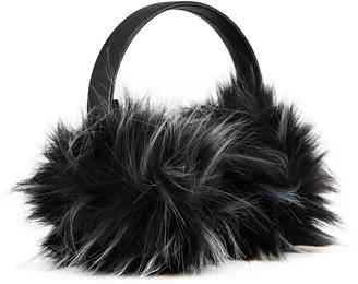 Heurueh Faux Fur & Faux Leather Earmuffs