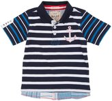 Hatley Rugby Shirt (Toddler/Kid) - Anchor-7