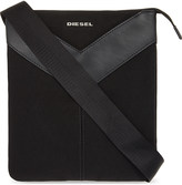 Diesel Mr. V cotton cross-body bag