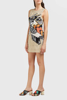 Missoni Embroidered Knit Sleeveless Tunic