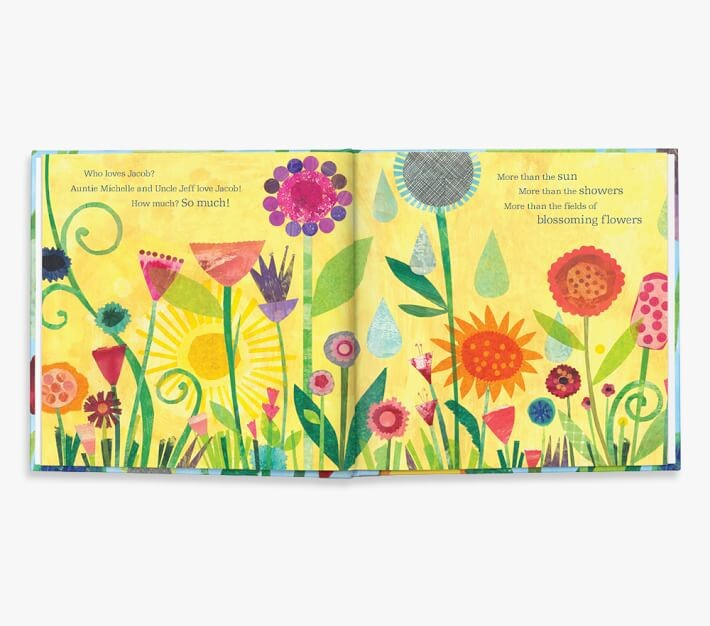 Thumbnail for your product : Pottery Barn Kids Who Loves Me? Personalized Book