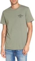 Obey Men's No Remorse No Regrets Graphic T-Shirt
