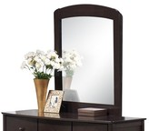 ACME Furniture San Marino Kids Dresser Mirror - Dark Walnut - Acme