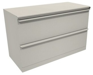 Weyant 2-Drawer Lateral Filing Cabinet Symple Stuff Color: Featherstone