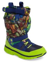 Stride Rite Infant Boy's Made2Play Teenage Mutant Ninja Turtles Sneaker Boot