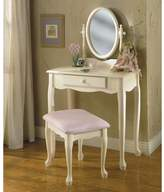 Powell Vanity and Bench Set