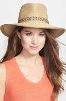 Eric Javits Women's 'Georgia' Woven Hat - White