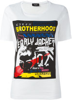 DSQUARED2 Liza Fit T-shirt - women - Cotton - XS