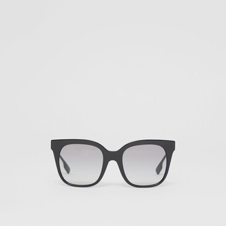 Burberry Butterfly Frame Sunglasses
