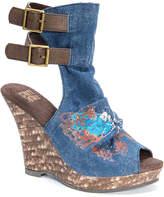 Muk Luks Women's Sage Wedge Sandal