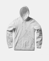 Reigning Champ Pullover Hoodie (White | Lightweight Terry)