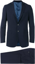 Tonello formal two-piece suit - men - Cupro/Virgin Wool - 46