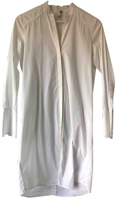 Edun White Cotton Top for Women