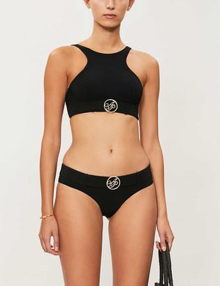 Agent Provocateur Laurella low-back bikini top