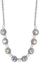 Sorrelli Dynamic Rounds Crystal Line Necklace