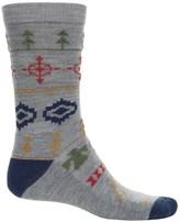 Pendleton Fair Isle Camp Sock - Merino Wool, Crew (For Men and Women)