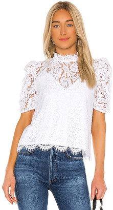 Generation Love Regina Lace Blouse