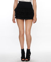 Ruffle Tier Skirt